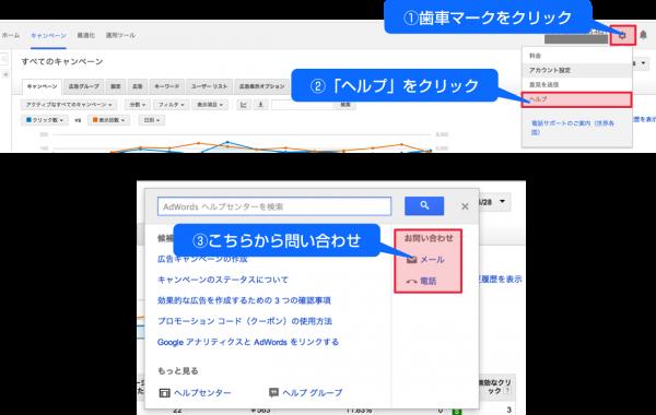 サロンホームページ集客用GoogleAdWordsアカウント取得25